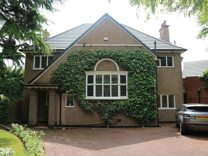 5 Bedrooms Detached House for sale in Allerton Road, Mossley Hill, Liverpool, Merseyside. L18 6JP
