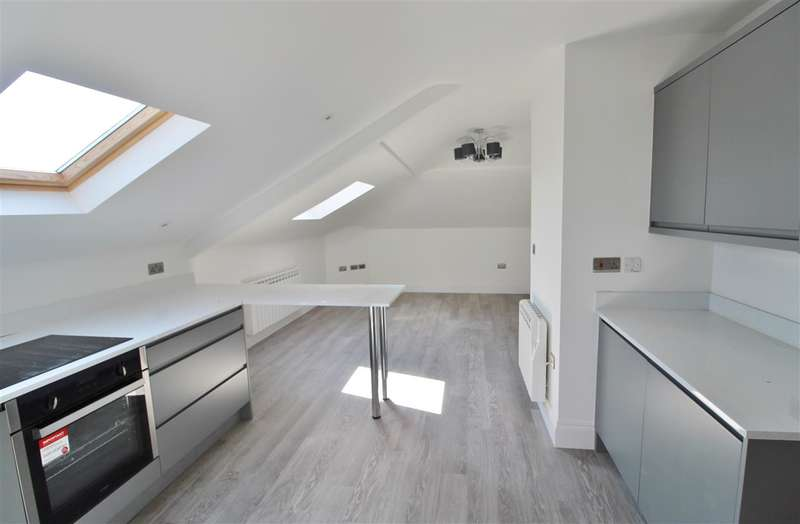 2 Bedrooms Apartment Flat for sale in Six, The Lodge Apartments, 40 Barrowby Road, Grantham