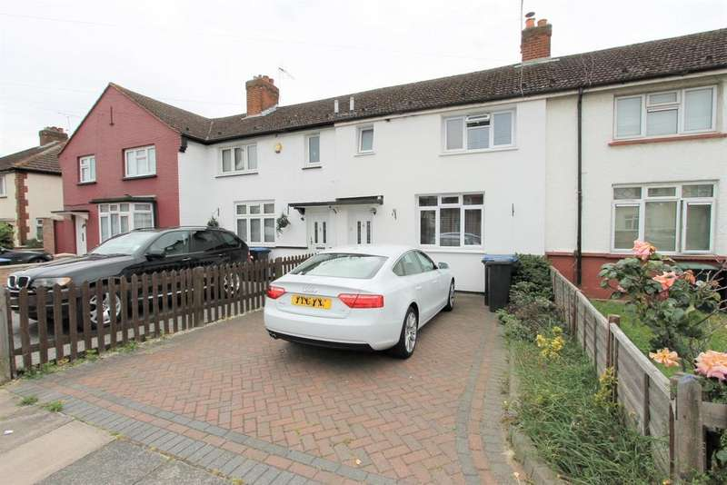 3 Bedrooms House for sale in Lansbury Avenue, London, N18