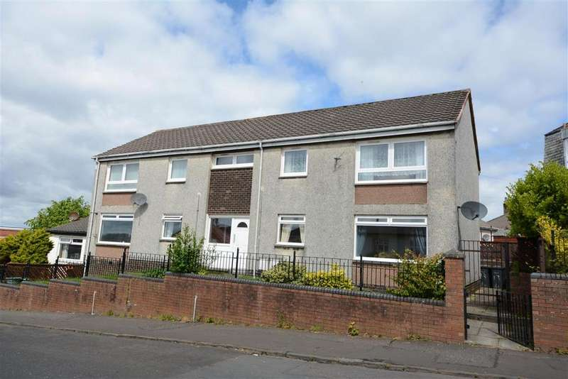 1 Bedroom Ground Flat for sale in 13B Holehouse Road, Largs, KA30 9JH