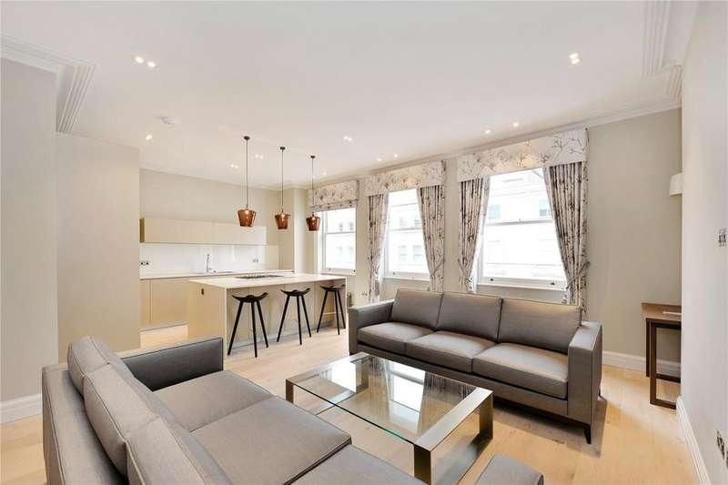 2 Bedrooms House for sale in De Vere Gardens, London, W8