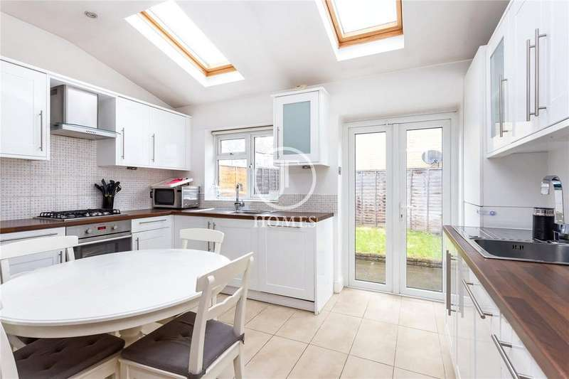 4 Bedrooms Terraced House for sale in Babington Road, London, NW4