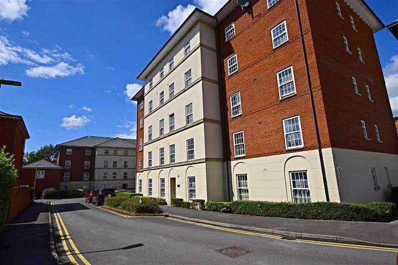 2 Bedrooms Apartment Flat for sale in St James House, Harescombe Drive