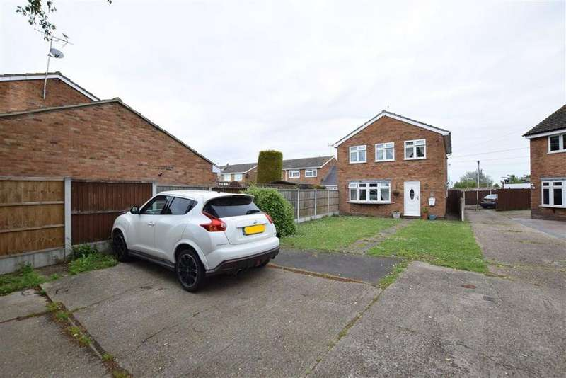 4 Bedrooms Detached House for sale in Stenning Avenue, Linford, Essex