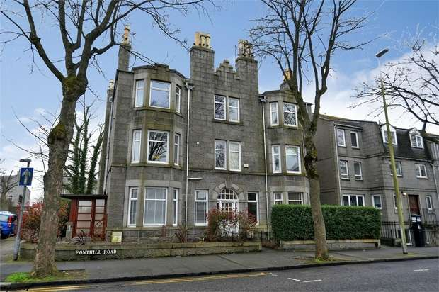 3 Bedrooms Flat for sale in Fonthill Road, Aberdeen, Aberdeen