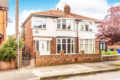 3 Bedrooms Semi Detached House for sale in Newport Road, Chorlton, Manchester, Greater Manchester