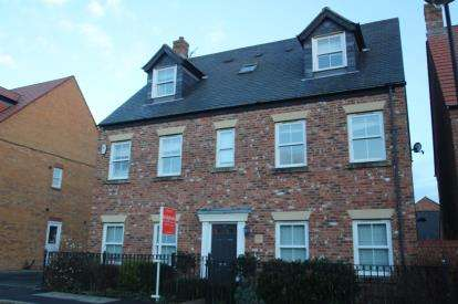 6 Bedrooms Detached House for sale in Netherwitton Way, Great Park, Newcastle Upon Tyne, Tyne and Wear, NE3