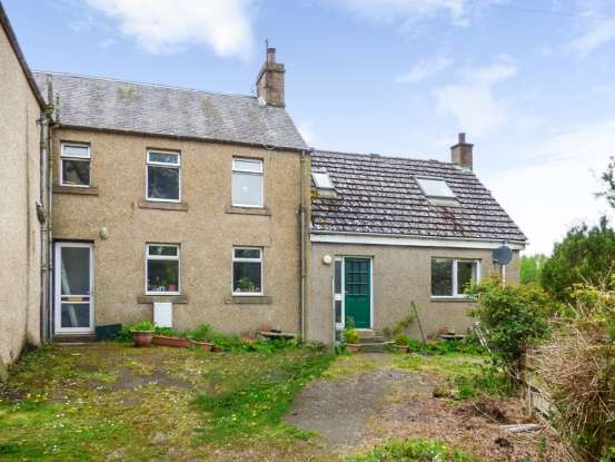 3 Bedrooms Semi Detached House for sale in Baikie Farm Cottages, Kirriemuir, Angus, DD8 5NY