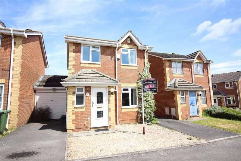 3 Bedrooms House for sale in Churchill Close, Barrs Court, Bristol