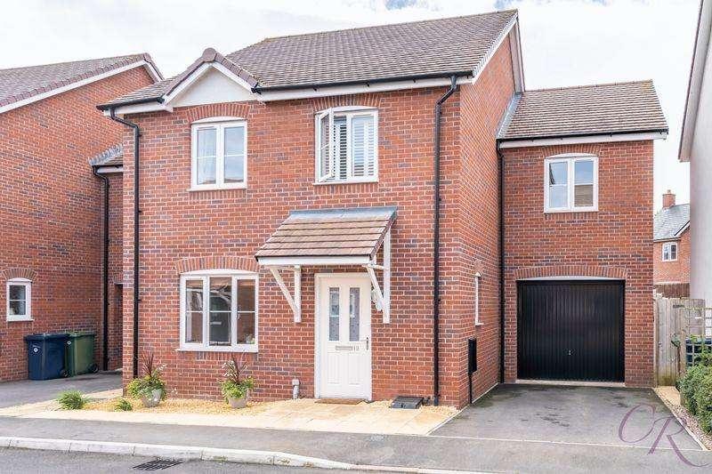 4 Bedrooms Detached House for sale in Messenger Way, Cheltenham