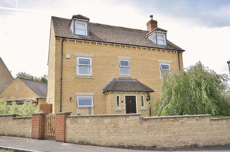 5 Bedrooms Property for sale in Larch Lane, Witney