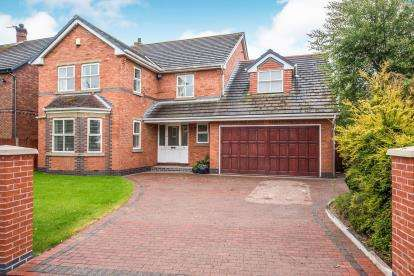 5 Bedrooms Detached House for sale in Barton Heys Road, Formby, Liverpool, Merseyside, L37