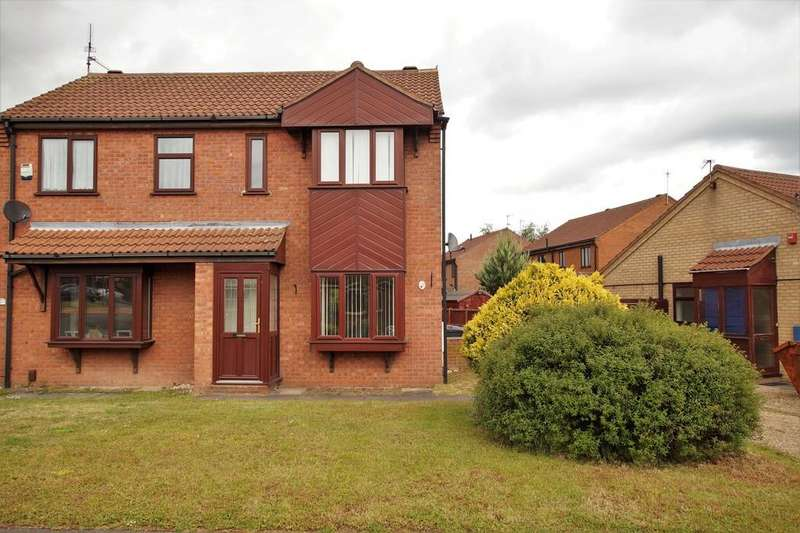 2 Bedrooms Semi Detached House for sale in Winthorpe Road, Lincoln
