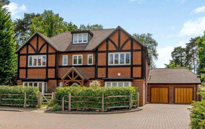 5 Bedrooms Detached House for sale in Ravensdale Road, Ascot, Berkshire
