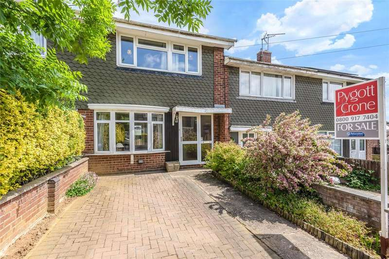 3 Bedrooms House for sale in Hillingford Way, Grantham, NG31
