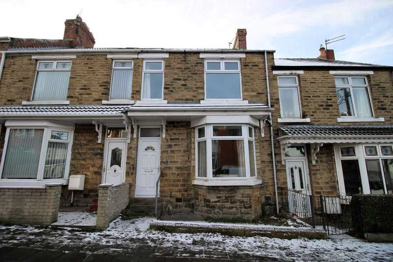 3 Bedrooms Terraced House for rent in Redworth Road, Shildon, Shildon