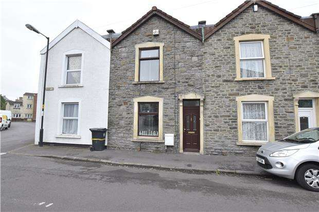2 Bedrooms Terraced House for sale in Albany Street, Kingswood, BS15 8BS