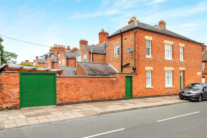 3 Bedrooms End Of Terrace House for sale in Milligan Road, Leicester, LE2