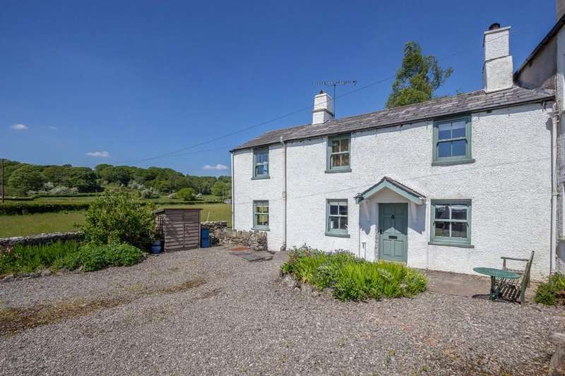 3 Bedrooms Cottage House for sale in Wayside Cottage, Racecourse Road, Cartmel