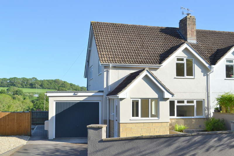 3 Bedrooms Semi Detached House for sale in Bruton, Somerset, BA10