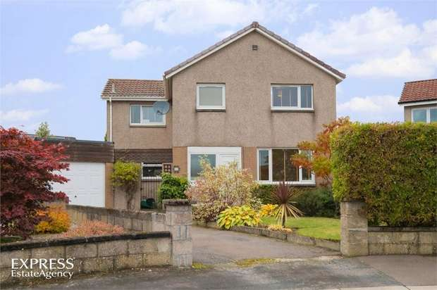 4 Bedrooms Detached House for sale in Parkhill Crescent, Dyce, Aberdeen