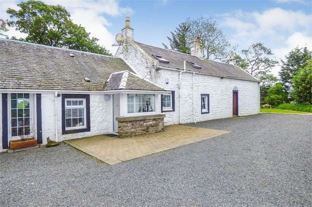 4 Bedrooms Detached House for sale in Fenwick, Kilmarnock, East Ayrshire