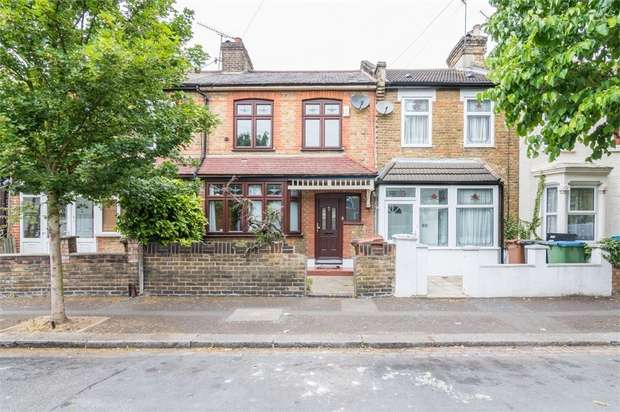 2 Bedrooms Terraced House for sale in Trumpington Road, Forest Gate, London
