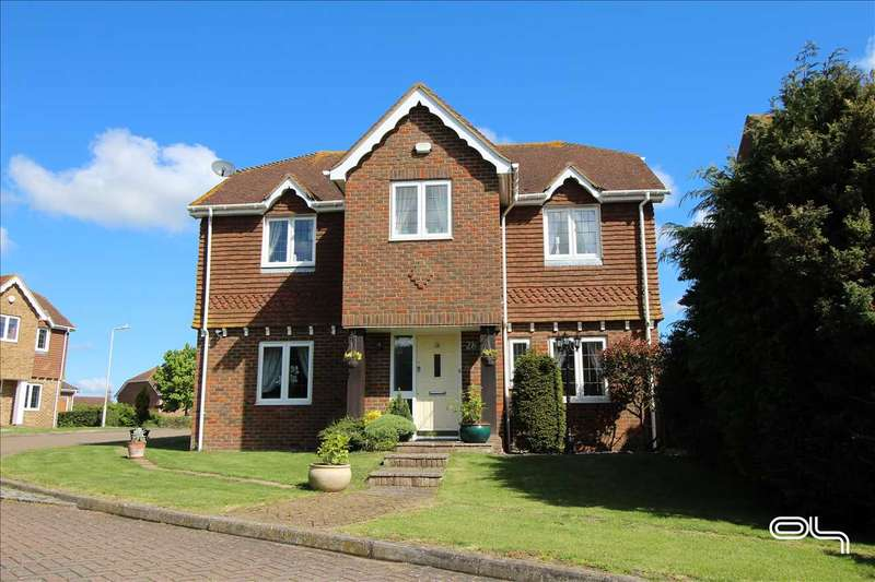 5 Bedrooms Detached House for sale in Dental Close, Sittingbourne