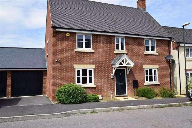 4 Bedrooms Detached House for sale in Stearman Road, Brockworth, Gloucester