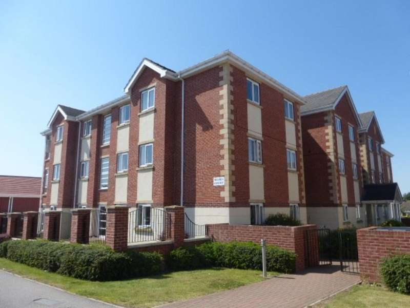 2 Bedrooms Apartment Flat for sale in Venables Court, Venables Way, Carlton Boulevard