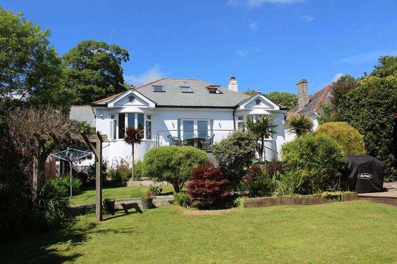 4 Bedrooms Detached Bungalow for sale in Trevarthian Road, St. Austell