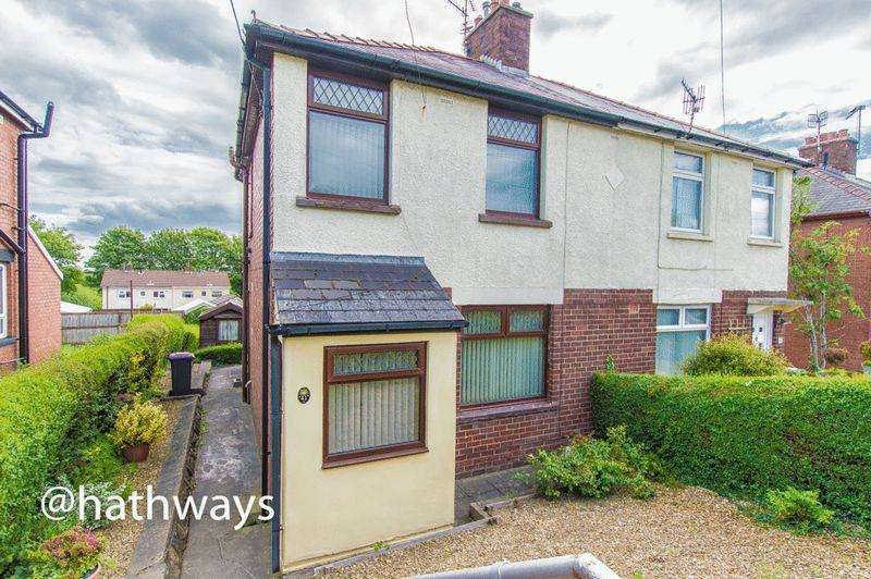 3 Bedrooms Semi Detached House for sale in South Avenue, Griffithstown