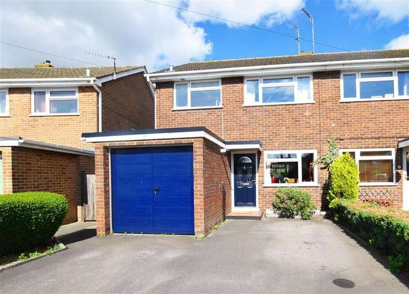 3 Bedrooms Semi Detached House for sale in Kimberly Close, Longlevens