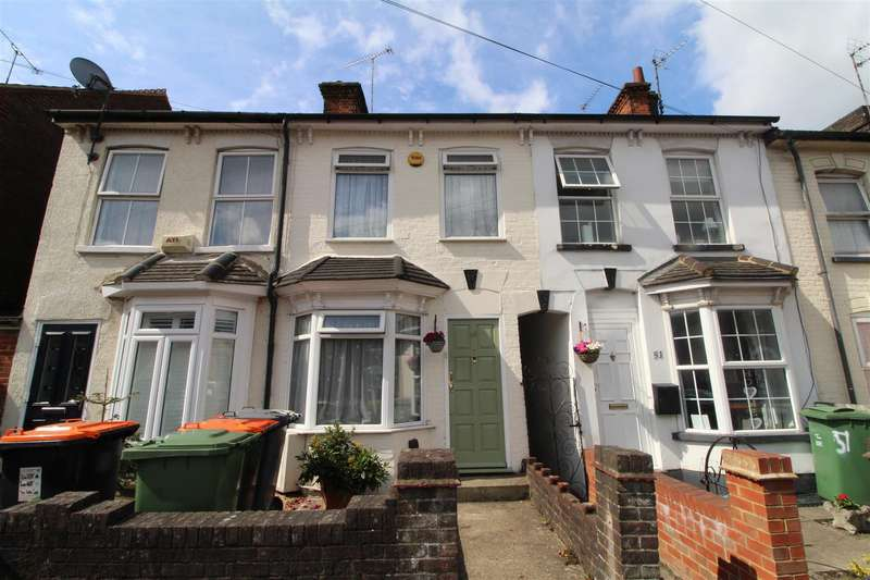 2 Bedrooms Terraced House for sale in Princes Street, Dunstable