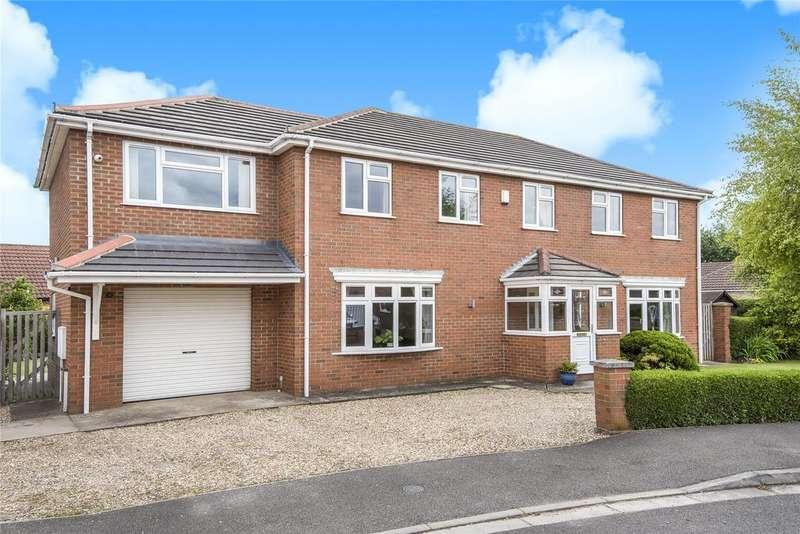 5 Bedrooms Detached House for sale in Hansard Way, Kirton, PE20
