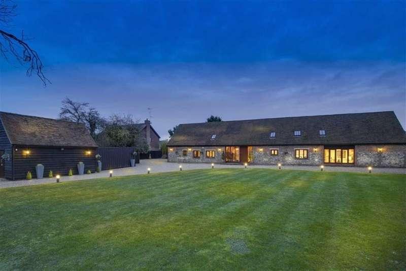 6 Bedrooms Detached House for sale in Common Lane, Radlett