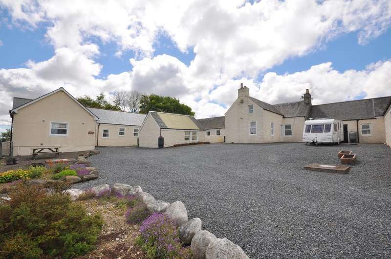 3 Bedrooms Farm House Character Property for sale in Ballaird Farm, Pinwherry KA26
