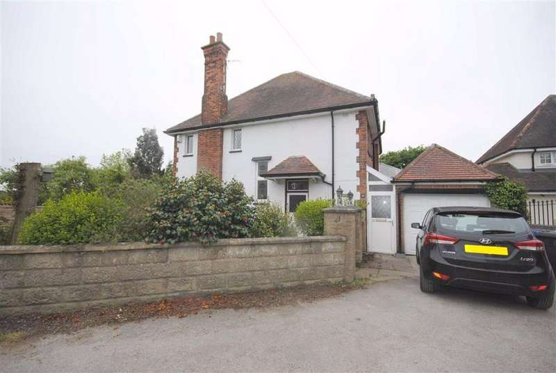 4 Bedrooms Detached House for sale in Sunnyhill, Burbage, Leicestershire