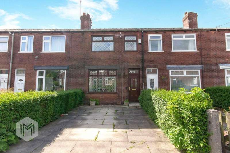 2 Bedrooms Terraced House for sale in Brookland Grove, Bolton, Greater Manchester, BL1
