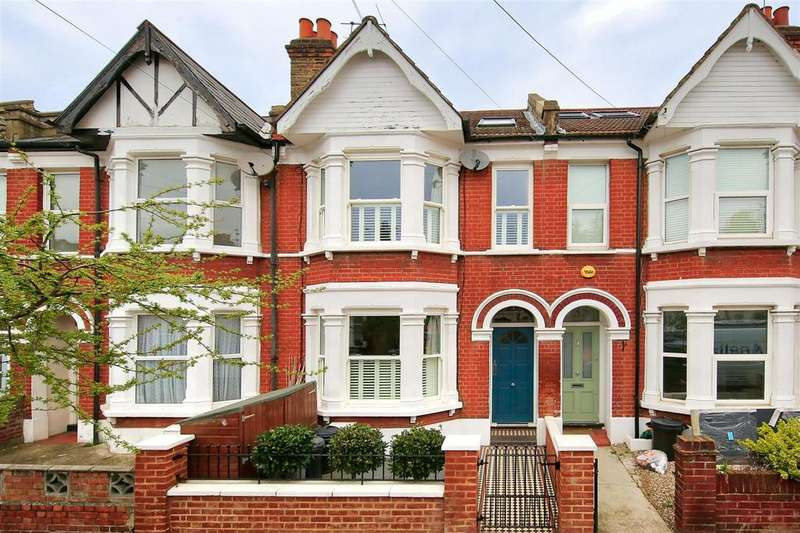 3 Bedrooms Terraced House for sale in Ravensbury Road, London