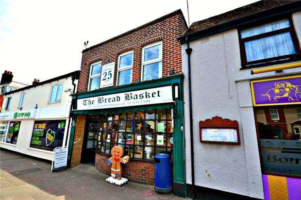 House for sale in High Street, Felixstowe