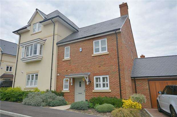 3 Bedrooms End Of Terrace House for sale in Meadowsweet Lane, Warfield, Bracknell