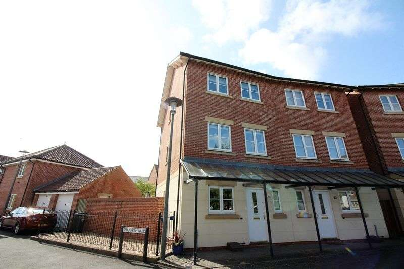 4 Bedrooms Property for sale in Fitzroy Circus, Portishead