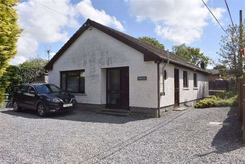 3 Bedrooms Detached Bungalow for sale in Ty Mawr, Llanybydder