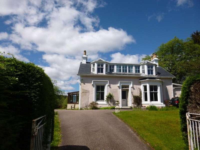 5 Bedrooms Detached House for sale in Pembroke, 77 Hunter Street, Kirn, Dunoon, PA23 8JR