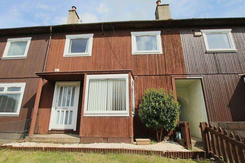 3 Bedrooms Terraced House for sale in Helmsdale Crescent, Dundee