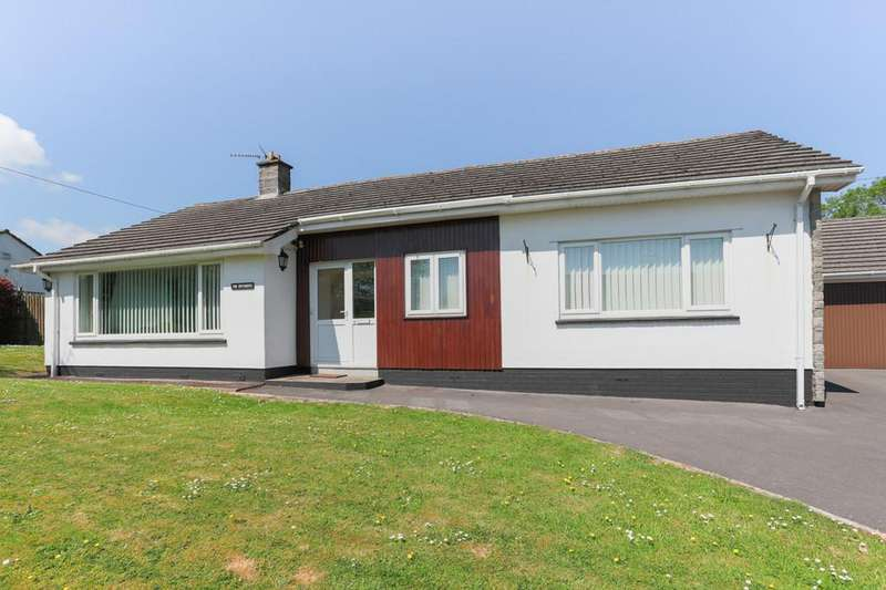 3 Bedrooms Detached Bungalow for sale in Andruss Drive, Dundry