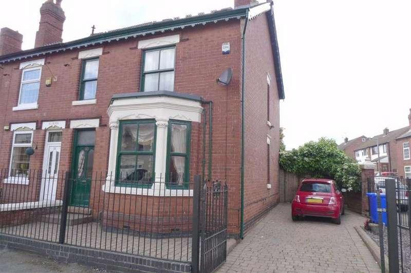 4 Bedrooms Semi Detached House for sale in Milton Road, Ilkeston, Derbyshire