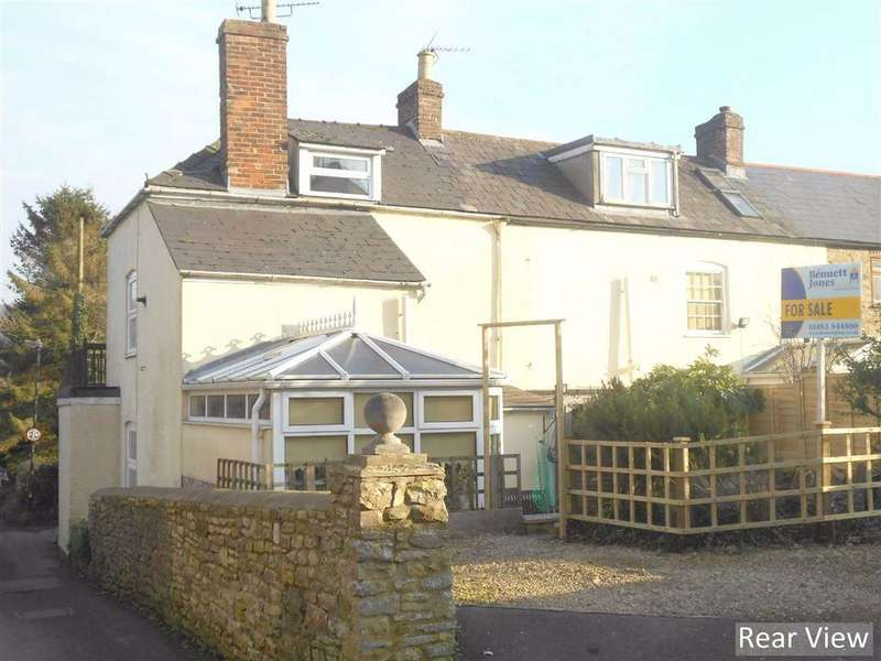 2 Bedrooms End Of Terrace House for sale in Rosemary Terrace, Wotton-under-Edge, GL12
