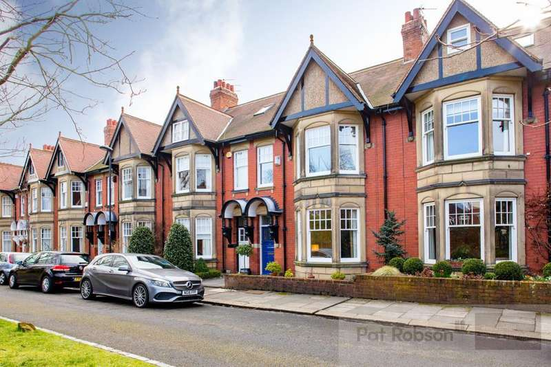 4 Bedrooms Terraced House for rent in The Poplars, Gosforth